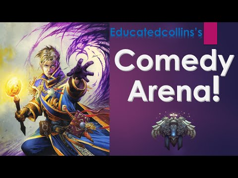 Comedy Arena (Part 1) - The Setup