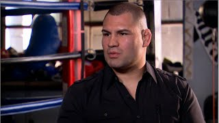 Cain Velasquez On Being First Generation Mexican-American | Mario Lopez: One On One