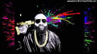 Rick Ross -Sanctified (Full Version) Feat. Kanye West & Big Sean