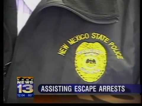 Two friends arrested following escape