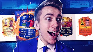 TOTS BUNDESLIGA DRAFT!! | FIFA 16