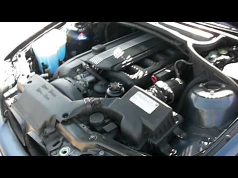 Bmw 328i E46 Sound Motor Youtube