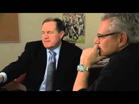 """CBS This Morning: Bill Belichick """"Belichick's Brain"""""""