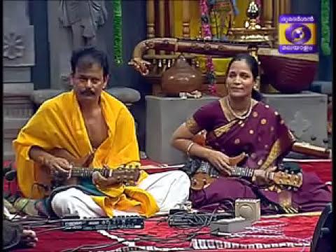 Mandolin - U.P.Raju / Nagamani - Enna Thavam - Kapi Ragam - Papanasam Sivan Krithi