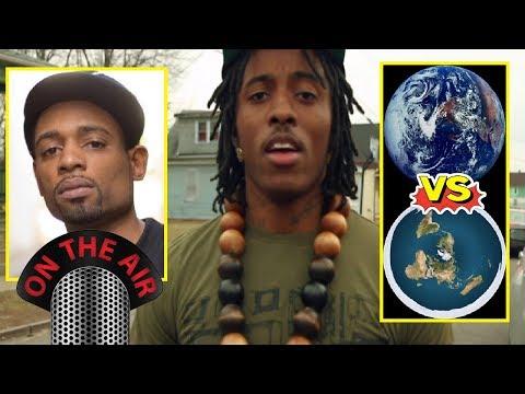 Young Pharaoh & Bro. Sanchez Discuss Their Future Debate / Discussion. Flat Earth vs Globe Earth.