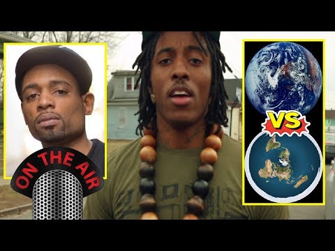 Young Pharaoh & Bro. Sanchez Discuss Their Future Debate  Discussion. Flat Earth vs Globe Earth.