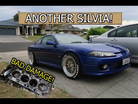 Buying Another Nissan Silvia! + Evo Update
