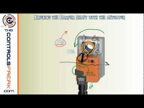 Quick Tip To Make Sure Your Belimo Actuator Seals Your Damper Closed