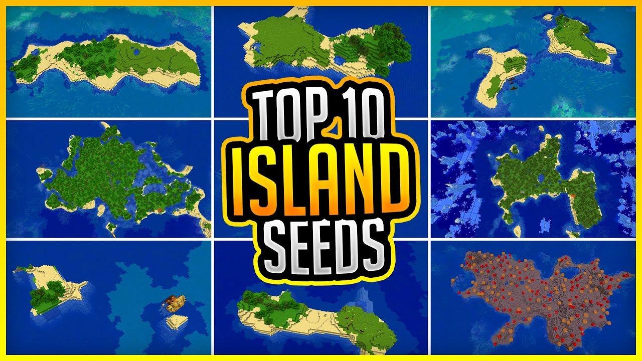 TOP 8: ISLAND SEEDS FOR 8.86.8 ✨ Minecraft 8.86 ✨ ErikOnHisPeriod