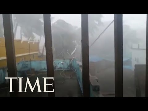 'Extremely Severe' Cyclone Fani Makes Landfall On India's Coast | TIME