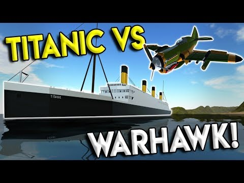 SINKING THE TITANIC & GOING TO SPACE! - Simple Planes Gameplay - EP 5