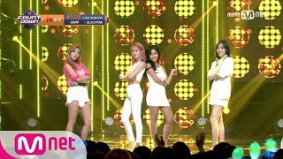 [MAMAMOO - Yes I am] KPOP TV Show | M COUNTDOWN 170713 EP.532