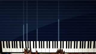 Azmi - Pernah Piano cover in C