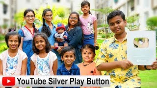 Youtube Silver Play Button For Hyderabadi Ruchulu is Here !!!