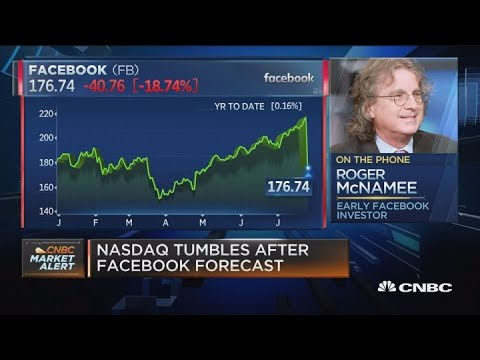 Lower stock price would undermine Facebook employee loyalty, says early investor