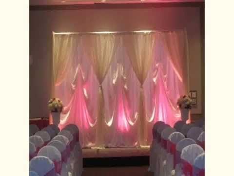 New Wedding Tables Decoration