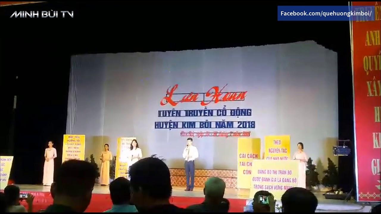Phần giới thiệu và thi thuyết trình học tập và làm theo tấm gương đạo đức, phong cách Hồ Chí Minh