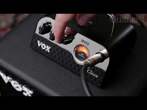 Vox MV50 Clean, AC & Rock Heads Demo