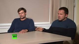 Петров и Боширов: надо за это взяться!