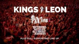 make way for kings of leon bst hyde park 2017