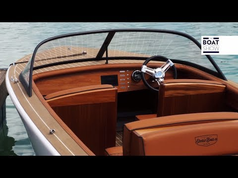 [ENG] BRUCE 22 - 4K Electric Boat - The Boat Show