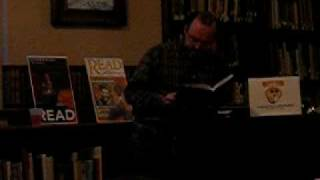 Mark Adderley reading The Hawk and the Wolf