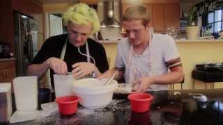 Because We Can 2. Ep 6 - Cake (Swedes baking with TENS)