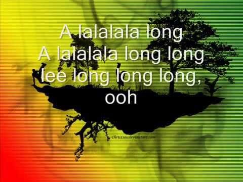 Bob marley  Lalala long lyric