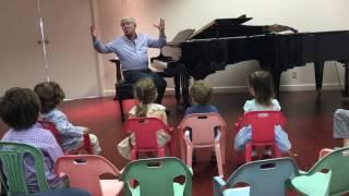 Урок с Михаилом Казиником 21 Мая 2017