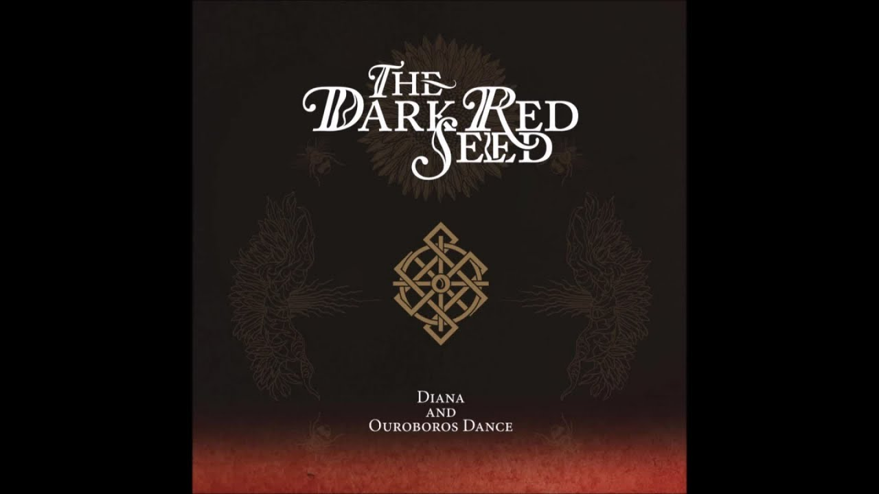 Red becomes a dark