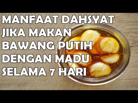 Wow Manfaat Menakjubkan Makan Bawang Putih Dengan Madu selama 7 hari