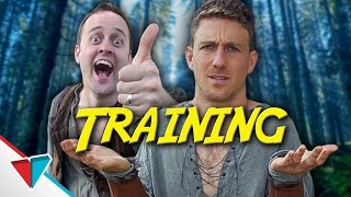 Stupid game tutorials - Training