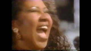 1992 - Pizza Hut - Deliver Me (with Aretha Franklin) Commercial
