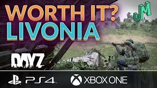 Livonia DLC Review, Good for consoles? 🎒 DayZ 1.06  🎮 PS4 Xbox PC