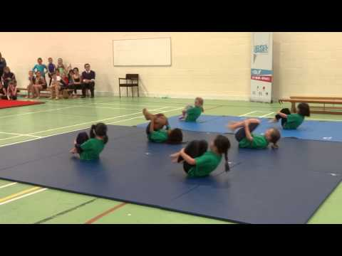 Newnham Croft KS1 Gymnastics Floor Routine