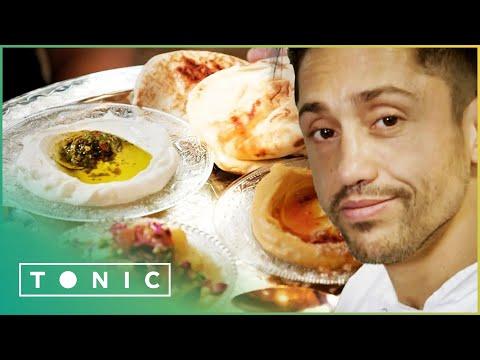 How To Make An Amazing Israeli Breakfast   Nadia's Family Feast S1E6   Tonic