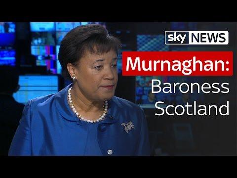Baroness Scotland   Murnaghan