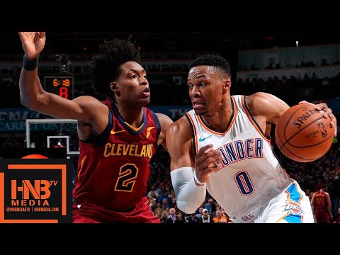 Oklahoma City Thunder vs Cleveland Cavaliers Full Game Highlights | 11.28.2018, NBA Season
