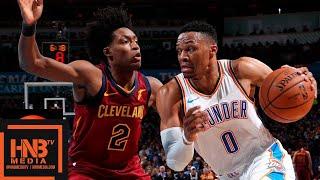 Oklahoma City Thunder vs Cleveland Cavaliers Full Game Highlights | 11.28.2018, NBA Season