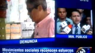 EMBAJADA DE DERECHOS HUMANOS: EL DR. FERNANDO BELLO DENUNCIA IMPUNIDAD DE ALGUNOS MEDIOS IMPRESOS.