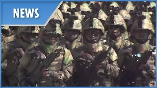North Korea 70th Anniversary Military Parade 2018 (EXTENDED HIGHLIGHTS)