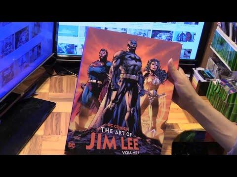 DC Comics Art of Jim Lee Vol1