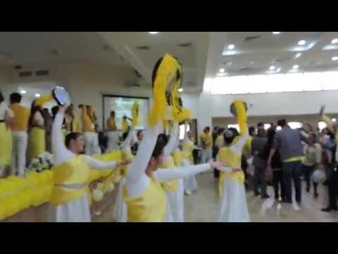 El Shaddai Abu Dhabi 20th Anniversary 'Rumaragasang Pagpapala'