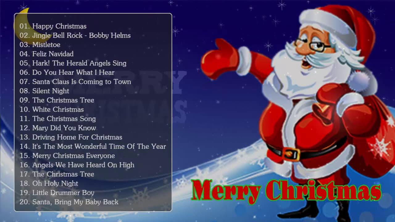 Merry Christmas 2021🎅🤶Top Christmas Songs Playlist 2021🎅🤶Christmas Songs 2021
