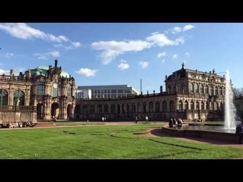 Flight trip to Dresden