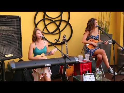 """""""Bye Bye Love"""" - The Everly Brothers Cover by Rocky's Revival (Live Acoustic)"""