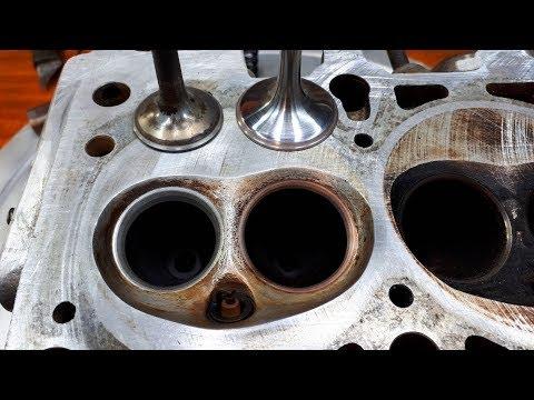 видео: Как быстро притереть клапана своими руками