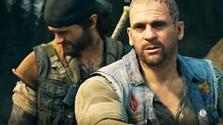 DAYS GONE -  NEW Gameplay Demo TGS 2018 Zombie Game (PS4)
