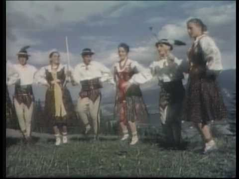 Mountain Dancers of Poland - 1973