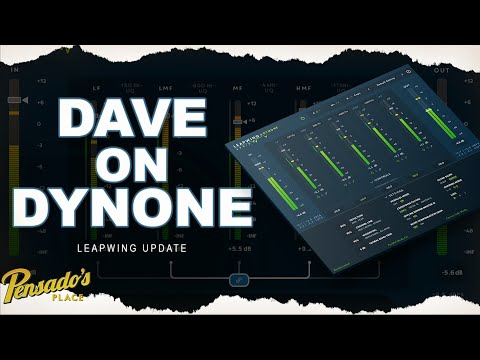 Pensado's Place: Dave Pensado talks about DynOne 3